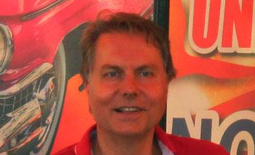 Dr Greg Moritz